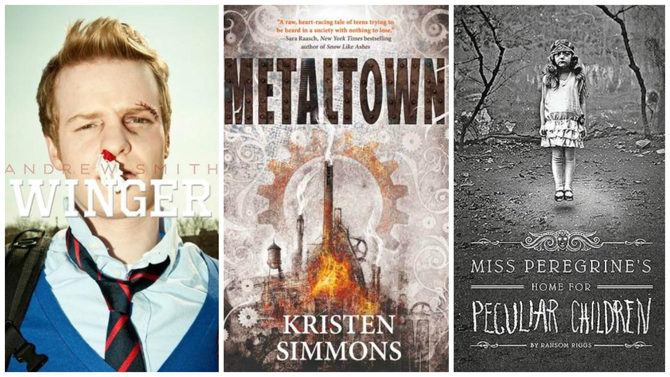 Best YA Book Club Picks